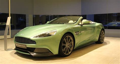 aston martins in rasta colors at the kroymans new year s