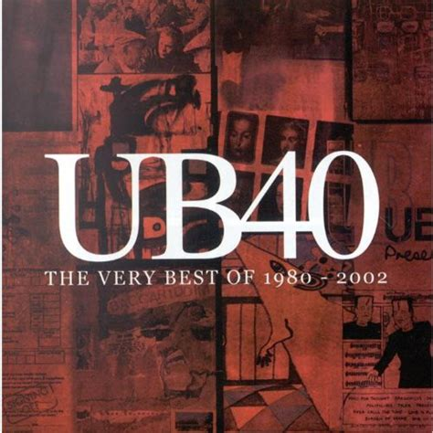 ub40 the best of ub40 the best of ub40 1980 2002 cd at discogs