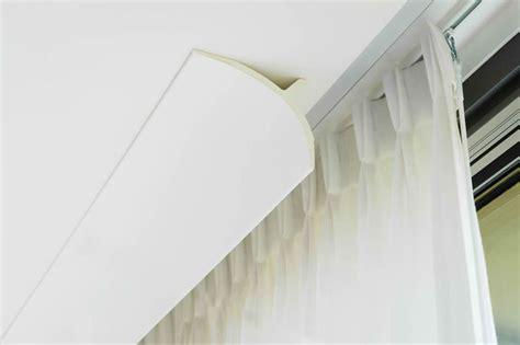 stuckleisten wand orac decor c991 gardinenleiste gardinenstangen mit