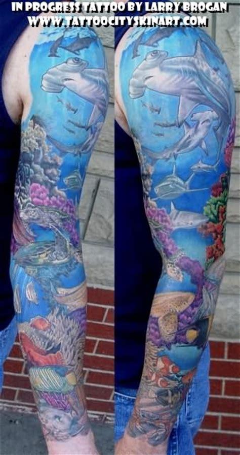 shark tattoo sleeve shark images designs