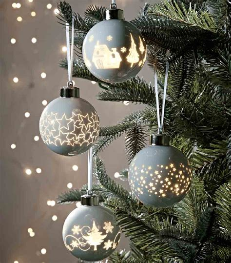 best tree decorations best baubles and tree decorations for 2017