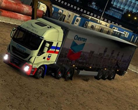 skin pack new year 2017 for iveco hiway and volvo 2012 chevron iveco hi way skin trailer pack ets2planet com