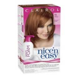 n easy color foam hair color review 6r light auburn