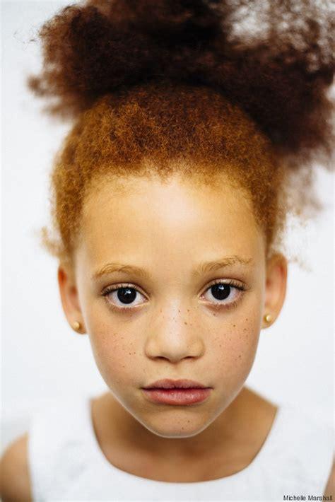 half black half mexican hair growth photos la beaut 233 des cheveux roux mise 224 l honneur par