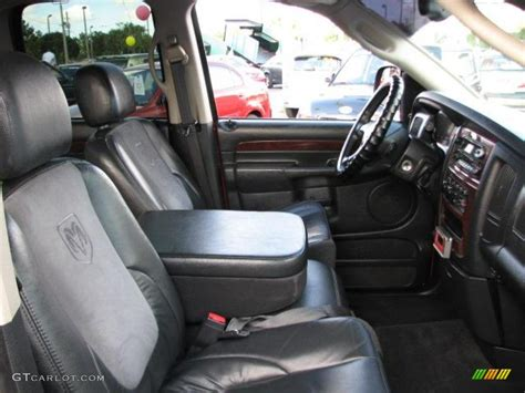 2003 Dodge Ram Interior by 2003 Dodge Ram 3500 Laramie Cab Dually Interior Photo