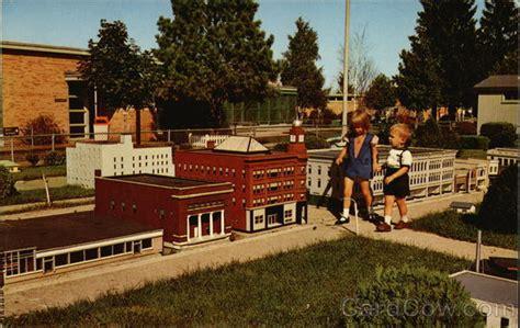 L Shades Traverse City Mi by Duncan L Clinch Park Miniature City Traverse City Mi