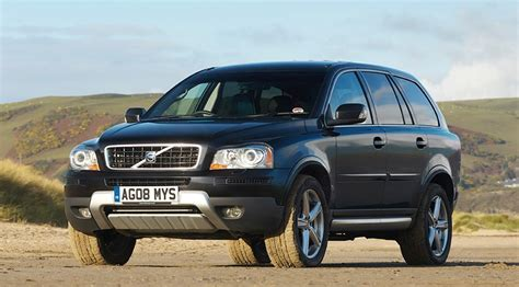 volvo xc   design geartronic  review car magazine