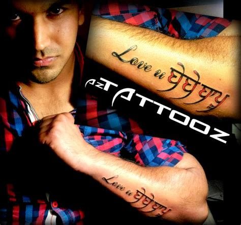 punjabi tattoos tattoo collections