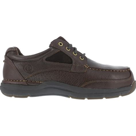 rockport boat shoes extra wide men s composite toe sd work boat shoe rockport sea master