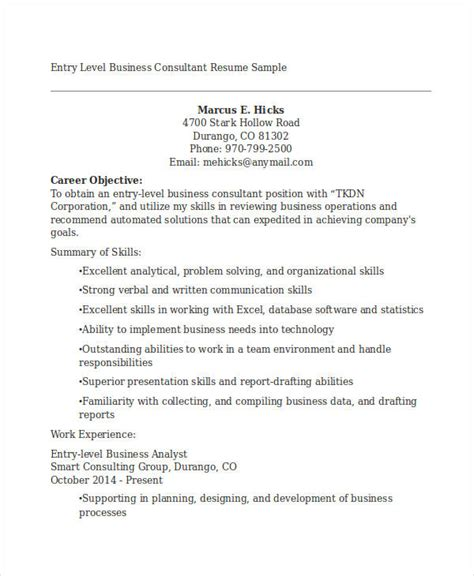 20 business resume templates pdf doc free premium
