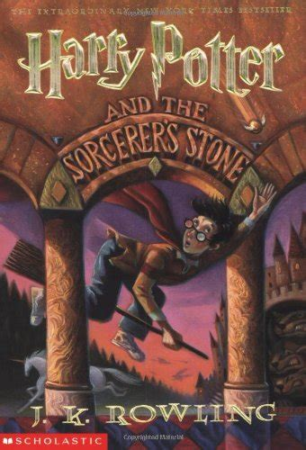 harry potter and the sorcerers stone book cover harry potter and the sorcerer s stone book review