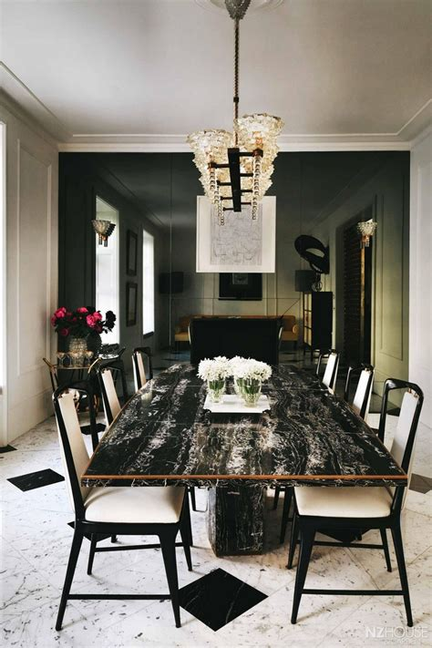 Dining Room Design Inspiration by Italian Furniture Designers Luxury Italian Style And