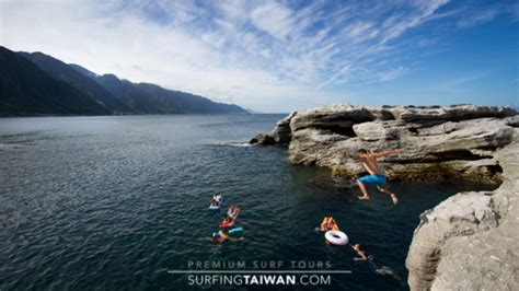 surfing taiwan tours taiwan surf images