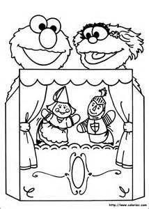 coloriage coloriage du 233 atre marionettes