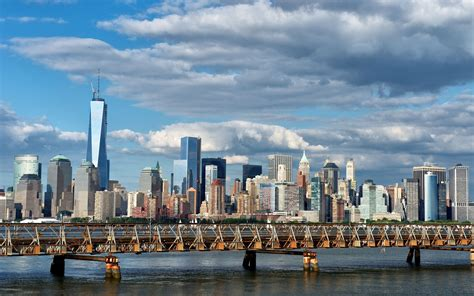 New York by Cityscapes Architecture Bridges New York