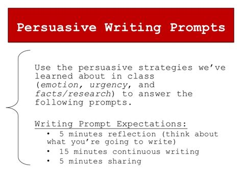 in class essay prompts persuasive writing prompts