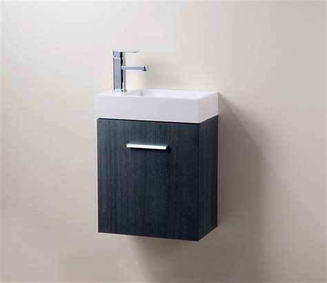 high gloss grey bathroom cabinets bliss 18 quot high gloss gray oak wall mount modern bathroom