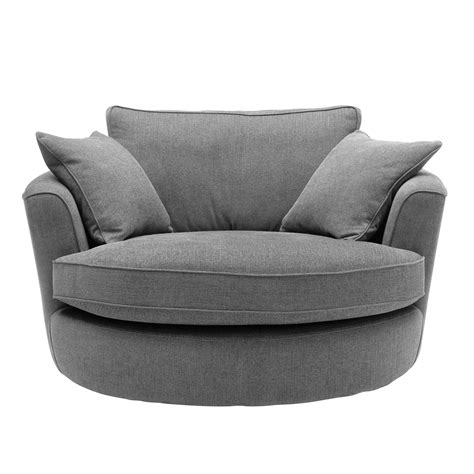 rotating sofa chair heal s waltzer swivel loveseat bocaccio fabric