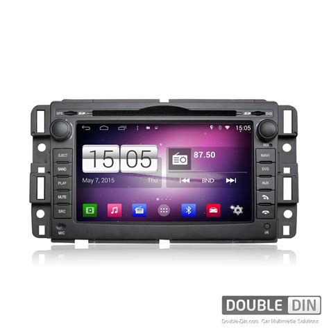 Android Unit navigation multimedia unit with android for gmc