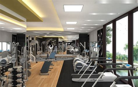 flag holding gym interior projects future makers