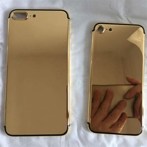 Casing Hp Iphone 7 Gold Supply Co Custom Hardcase Cover wholesale price for iphone 7 24k gold limited edition back