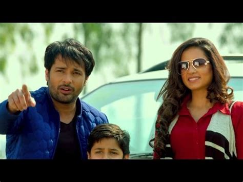 prabh gill with his wife lahoriye amrinder gill sargun mehta movie releasi