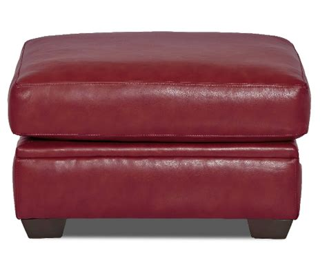 cute ottoman 7 stylish leather ottomans in red cute furniture