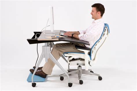 Comfortable Desk envelop desk most comfortable moving workstation