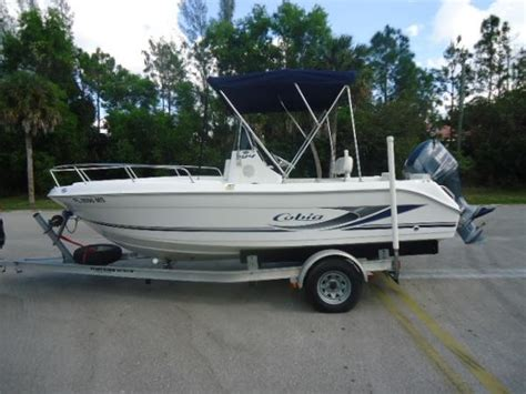 cobia boats naples 2005 cobia 19 foot 2005 motor boat in naples fl