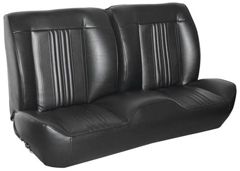 sports bench seats 1970 el camino sport seats front bench upholstery and foam
