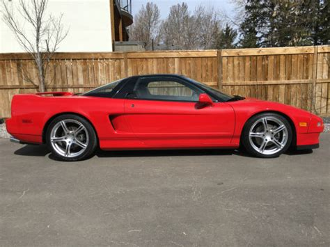 classic 1991 acura nsx base coupe 2 door for sale