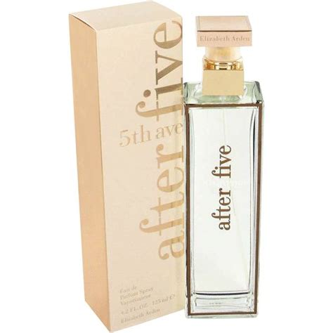 5th avenue after five perfume for by elizabeth arden