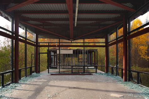 glass house nyc rochestersubway com abandoned glass house
