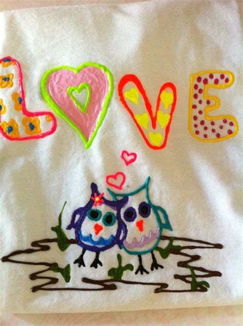 patterns for t shirt painting design your own puffy paint t shirt knitfit org kids