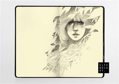 tutorial sketchbook indonesia 42 best elfandiary images on pinterest drawings art