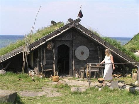 25 best ideas about viking house on vikings