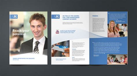 financial recruitment brochure cheshire london cambridge