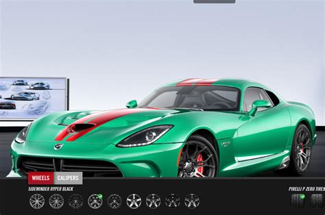 Chrysler Viper 2015 2015 Dodge Viper Gtc Customizer 01 Photo 4