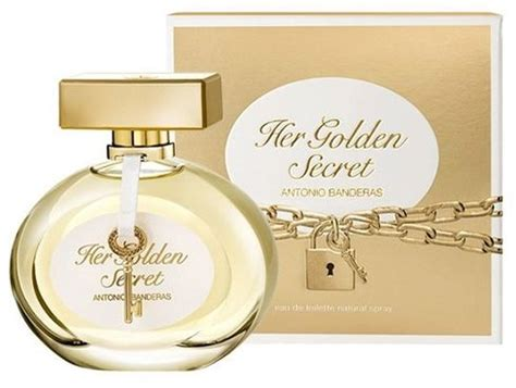 Parfum Antonio Banderas The Golden Secret antonio banderas golden secret spray for 50 ml