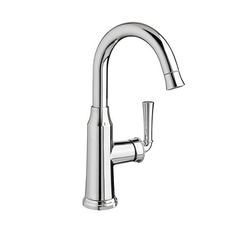 Polished Chrome Faucet by American Standard Portsmouth Pull Bar Faucet Polished