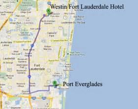 port everglades cruise port hotel the westin fort