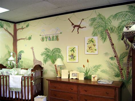 nursery wall murals mural children s wall mural
