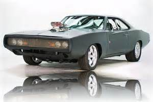 Vin Diesel Dodge Charger Vin Diesel S 1970 Dodge Charger Rt Quot Fast And Furious Quot Car