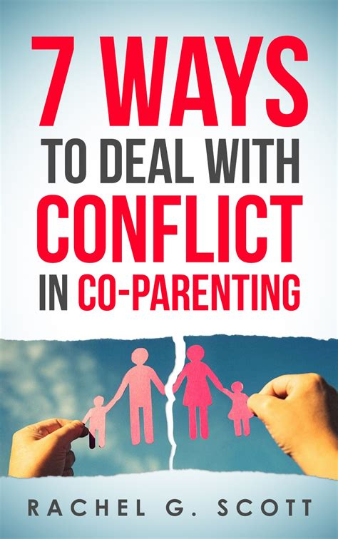 7 Ways To Deal With Snobby by Ebook 7 Ways To Deal With Conflict In Co Parenting