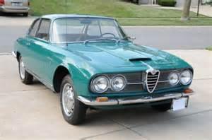 Alfa Romeo 2600 For Sale 1964 Alfa Romeo 2600 Sprint Bring A Trailer