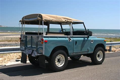 defender marine ct 1970 land rover series iia 88 antique auto sales