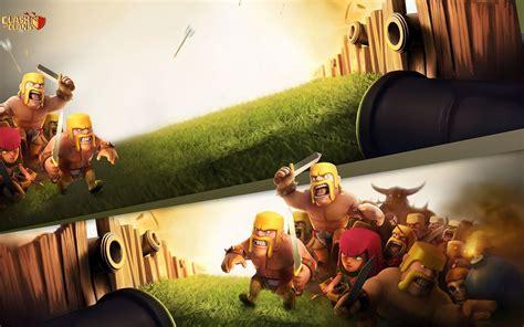 wallpaper animasi clash of clans 60 wallpaper hd android clash of clans coc terbaru