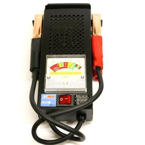 Baterai Tester Analog analog battery load tester 6 12 volt