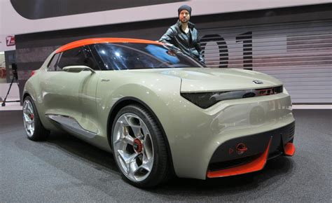 Kia Gt Production Kia Gt And Provo Concepts Rumored For Production