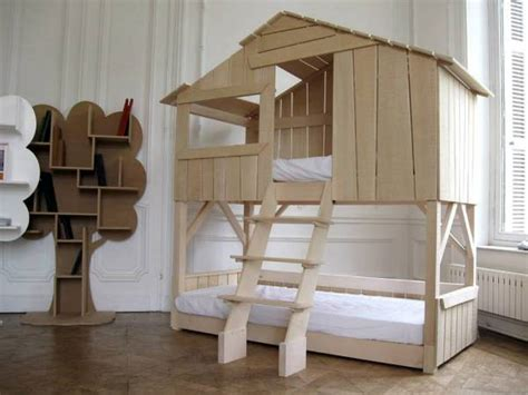 Unique Bunk Beds | unique and charming bunk beds home design garden